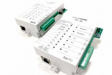 Alarm Input Switches – Salto ProAccess